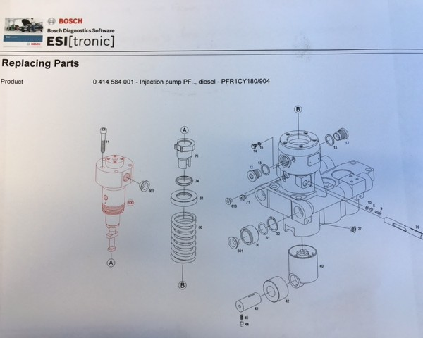 Marine Fuel Injection Equipment   Powerdrive DFIS